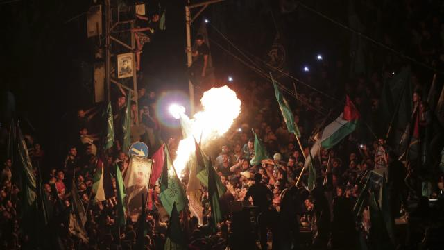 Gaza Cease-Fire Holds As Sides Weigh Gains