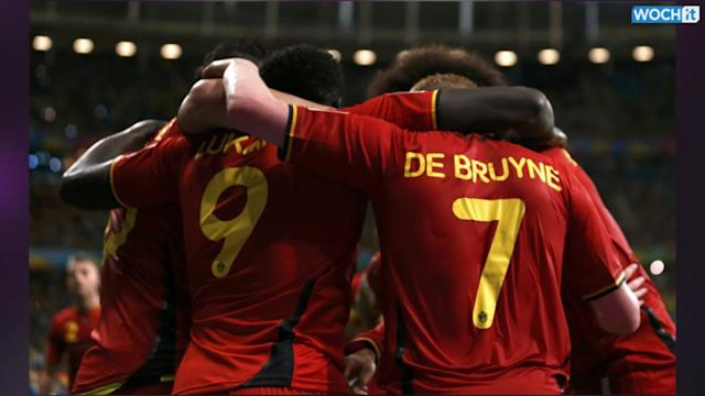 Belgium Holds On To Beat US 2-1 In Extra Time