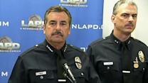 LAPD update on manhunt for ex-cop on rampage