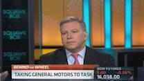 General Motors' Barra avoiding bureaucracy