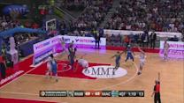Real Madrid beat Maccabi Electra in Euroleague