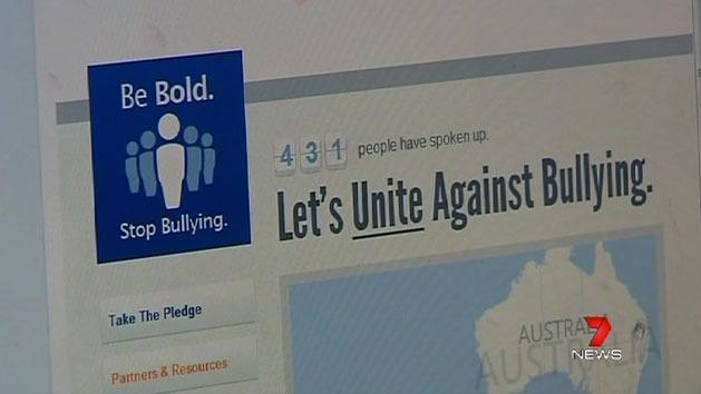 Fighting against cyber bullying