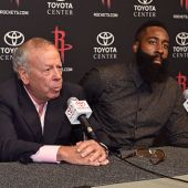 James Harden Is Spearheading A Players-Only Minicamp For The Rockets