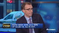 PepsiCo beats on top and bottom line