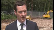 Osborne calls for 'permanent ceasefire' in Gaza