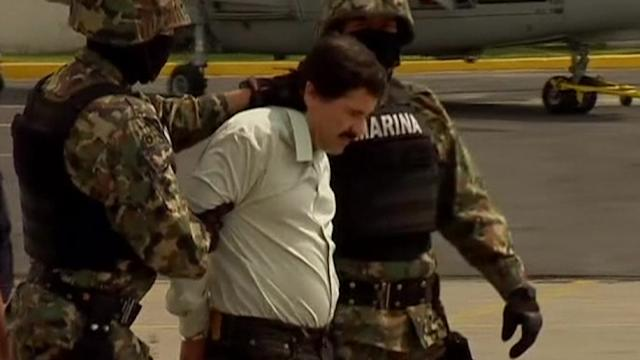 Mexico captures No.1 drug kingpin 'Shorty' Guzman