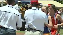 MHSAA Track and Field Championships: Girls 3200 meter race