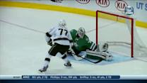 Lehtonen robs Carter with great glove save