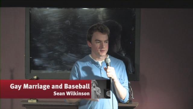 Gay Marriage And Baseball