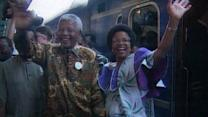 Mandela's Widow on Xenophobic Attacks in South Africa