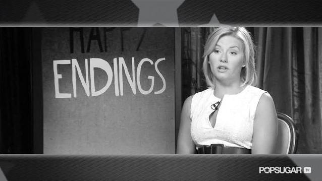 Video: Elisha Cuthbert on Why Alex and Dave Aren't the Ross and Rachel of Happy Endings