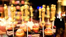 This is what people eat while watching the Oscars