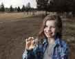 Bored 6-year-old discovered a 65-million-year-old fossil on Oregon soccer field