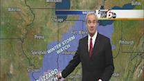Christmas Forecast: Indy braces for snow storm