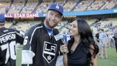L.A. Kings Celebrate Stanley Cup Win at Dodgers Stadium