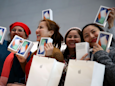 Analysts say iPhone sales could shrink by 17% if Apple doesn't make a drastic change to its business (AAPL)