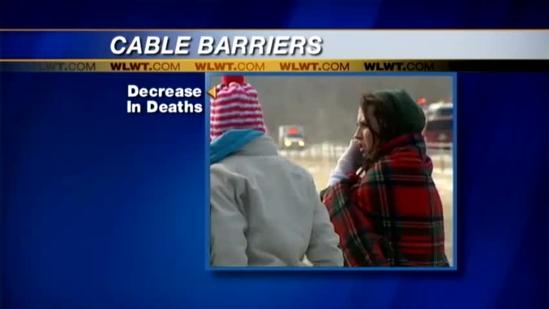 Cable barrier that caused girl's death likely prevented others