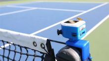Keep tennis matches friendly with the In/Out line call sensor