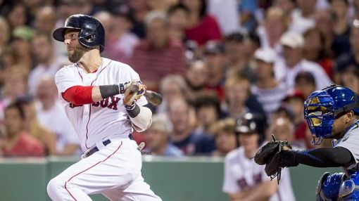 Dustin Pedroia falls one hit short of rarely challenged record