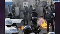 Ukraine: Opposition Says 3 Protesters Dead