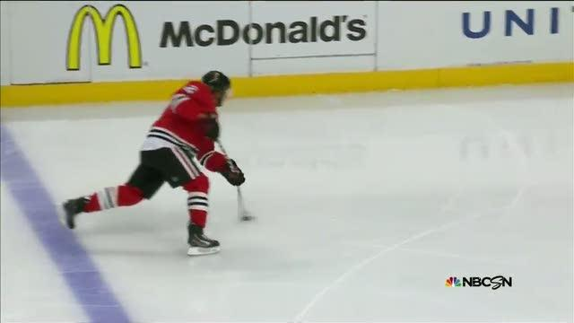 Keith and Shaw strike 39 seconds apart