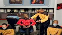 IRS: Mistake to Have Filmed a 'Star Trek' Parody