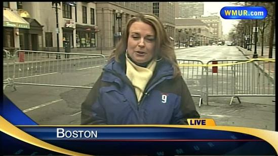 Residents, workers allowed back on Boylston Street