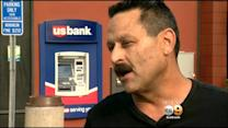 Riverside Man Says Bank Is Withholding Reward Money After He Helped Catch Robber