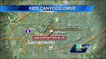 Help the 26th annual Kids Can! Food Drive