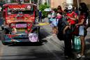 'King of the road' rules again as Philippines eases lockdown