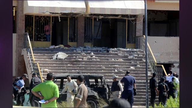 Attacks Surge In Egypt, A Day After Deadly Clashes