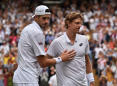 Isner, Anderson agree: Wimbledon needs 5th-set tiebreaker