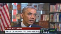 Pres. Obama speaks out on taxes