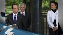 Hollande Signs French Gay Marriage Law