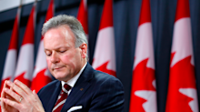 The Canadian dollar is surging after the Bank of Canada said it might not have to cut rates again