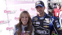 Out Front With Miss Coors Light: STP Gas Booster 500