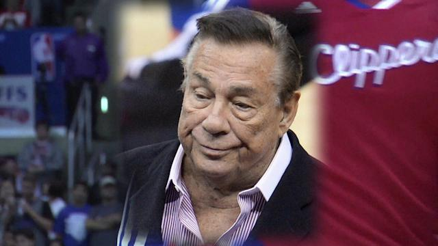 STERLING SAYS NO TO CLIPPERS SALE