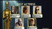 Best Actress category has oldest, youngest nominees ever
