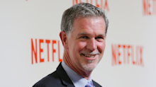 Netflix's future could be making entertainment for non-humans, according to CEO Reed Hastings