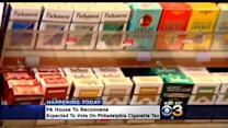 PA House To Reconvene, Vote On Cigarette Tax