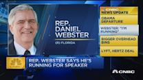Webster: I'm running for House speaker
