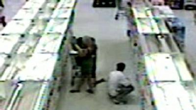 Police Look For Man Taking Photos Up Women's Dresses