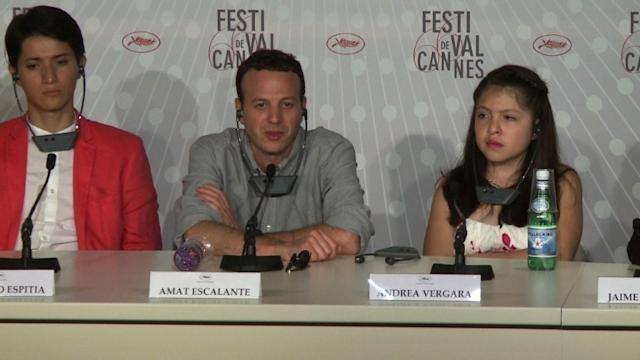 Cannes: le film mexicain