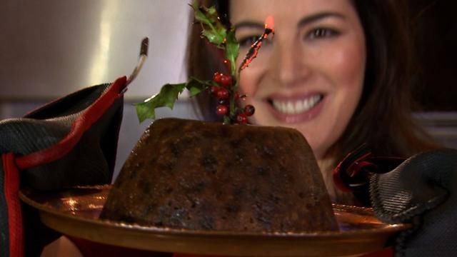 Pudding: Positively a Christmas Treat