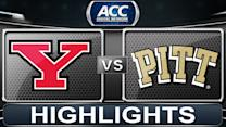 Youngstown State vs Pittsburgh | 2013 ACC Basketball Highlights