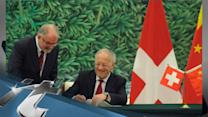 Switzerland Breaking News: China, Switzerland Sign Free Trade Agreement