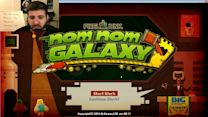 DON'T STAND UNDER THE ROCKET! - Nom Nom Galaxy (Alpha)