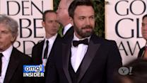 Ben Affleck wins gold at the Golden Globes, tackles Oscar snub
