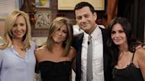 Friends Reunion on Jimmy Kimmel - VIDEO!