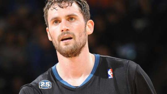 The Starters: Kevin Love
